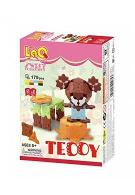Japońskie klocki Yoshiritsu LaQ Sweet Collection Teddy