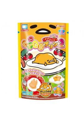 Japońskie słodycze Heart Sanrio Gudetama Egg Pudding ver. A