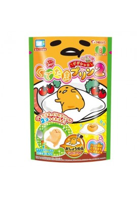 Heart Sanrio Gudetama Egg Pudding ver. B