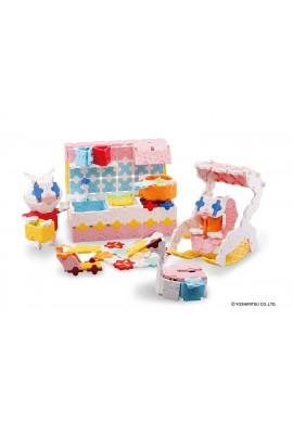 Japońskie klocki Yoshiritsu Yoshiritsu LaQ Sweet Collection Dreams