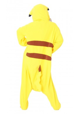 Japońskie stroje SAZAC Kigurumi Pocket Monster Pikachu