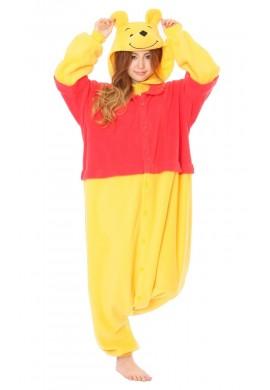 Japońskie stroje SAZAC Kigurumi Disney Winnie The Pooh