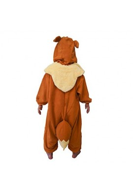 SAZAC Kigurumi for Kids Pocket Monster Eve