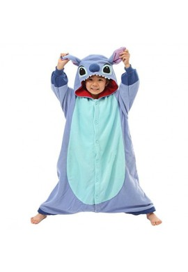 Japońskie stroje SAZAC Kigurumi for Kids Stitch