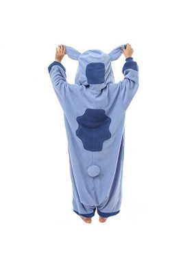 SAZAC Kigurumi for Kids Stitch