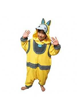Japońskie stroje SAZAC Kigurumi for Kids Yokai Watch USA Pyon