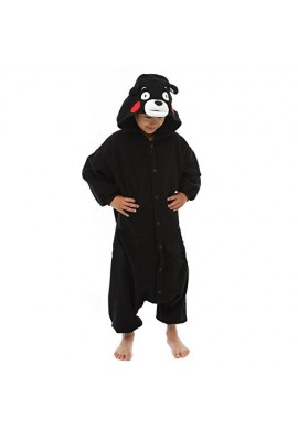 Japońskie stroje SAZAC Kigurumi for Kids Kumamon