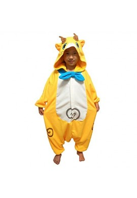 Japońskie stroje SAZAC Kigurumi for Kids Yokai-Watch Komajiro