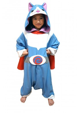 Japońskie stroje SAZAC Kigurumi for Kids Yokai-Watch Fuyunyan