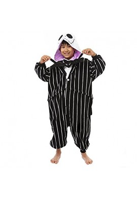 Japońskie stroje SAZAC Kigurumi for Kids The Nightmare Before Christmas Jack