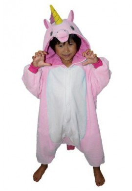 Japońskie stroje SAZAC Kigurumi for Kids My Little Pony Pink