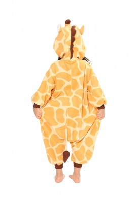 Japońskie stroje SAZAC Kigurumi for Kids Giraffe