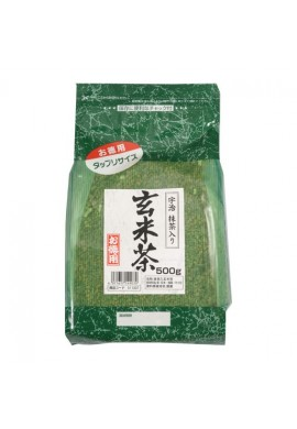 Azjatyckie herbaty Kunitaro Genmaicha Matcha Blend /Green tea with roasted rice/