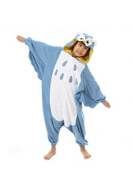 Japońskie stroje SAZAC Kigurumi for Kids Owl