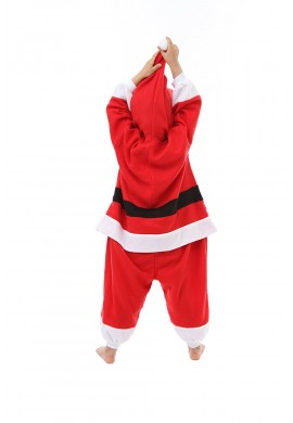 Japońskie stroje SAZAC Kigurumi for Kids Santa Claus