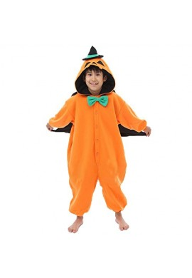 Japońskie stroje SAZAC Kigurumi for Kids Pumpkin
