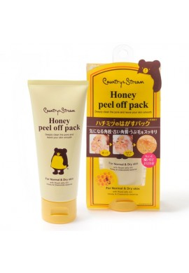 Country & Stream Honey Peel Off Pack