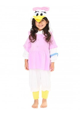 Japońskie stroje SAZAC Kigurumi for Kids Disney's Daisy