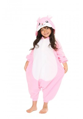 SAZAC Kigurumi for Kids Rabbit