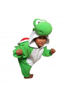 Japońskie stroje SAZAC Kigurumi for Kids Super Mario Brothers Yoshi