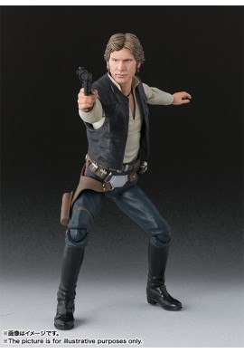 Bandai Bandai S.H.Figuarts Star Wars Han Solo (A new Hope)