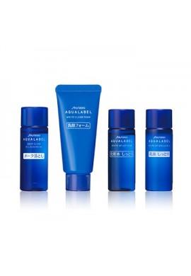 Azjatyckie kosmetyki Shiseido Aqualabel White Up Travel Set