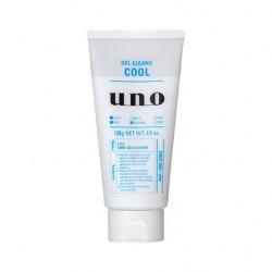 Shiseido uno Gel Cleans Cool