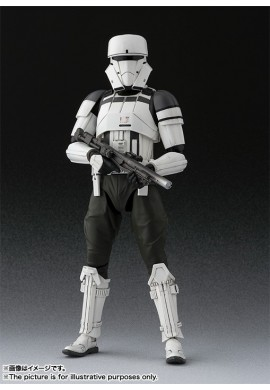 Bandai S.H.Figuarts Star Wars Combat Assault Tank Commander