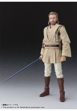 Bandai S.H.Figuarts Star Wars Obi Wan Kenobi (Attack Of The Clones)