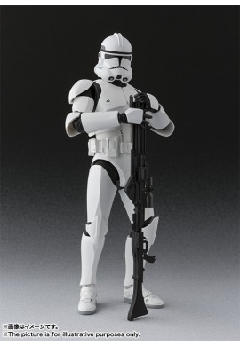 Bandai S.H.Figuarts Star Wars Clone Trooper Phase 2