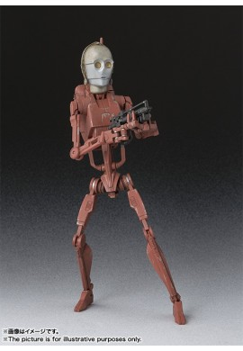 Bandai S.H.Figuarts Star Wars Battle Droid Geonosis Color