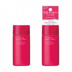 Shiseido Aqualabel Moist Protect Milk UV SPF28 PA++