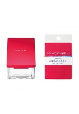 Azjatyckie kosmetyki Shiseido Aqualabel Case for Moist Powder