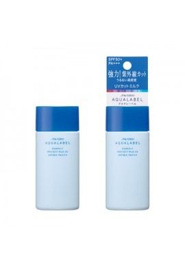 Shiseido Aqualabel Perfect Protect Milk UV SPF50+ PA+++