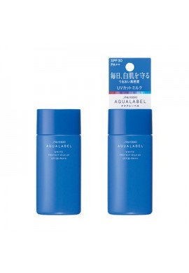 Shiseido Aqualabel White Protect Milk UV SPF30 PA++