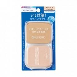 Shiseido Aqualabel White Powder Refill SPF25 PA++