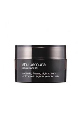 Azjatyckie kosmetyki Shu Uemura phyto-black lift Cream N Renewing Firming Night Cream