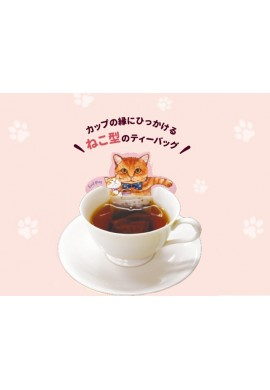 Azjatyckie herbaty Tea Boutique Earl Grey Cat Cafe 6 Tea Bags
