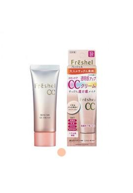 Kanebo Freshel Skincare CC Cream SPF32 PA++
