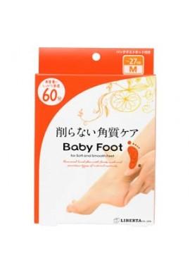 Azjatyckie kosmetyki Liberta Baby Foot Peeling 60min