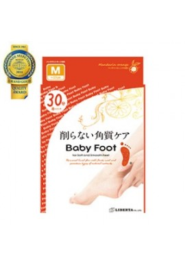Azjatyckie kosmetyki Liberta Baby Foot Peeling 30min NEW VERSION!