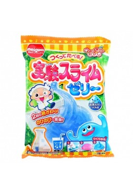 Meiji Meigum Jikken Slime Jelly DIY Candy Kit