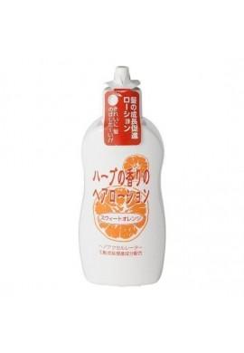 Azjatyckie kosmetyki Kaminomoto Hair Accelerator Sweet Orange