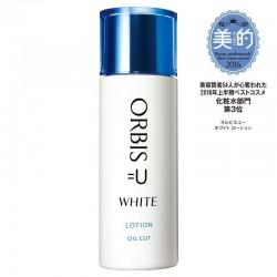 Azjatyckie kosmetyki Orbis U White Lotion Oil Cut