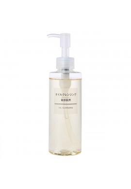 Azjatyckie kosmetyki MUJI Sensitive Skin Series Oil Cleansing