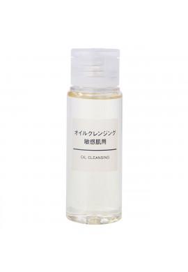 MUJI Sensitive Skin Series Oil Cleansing