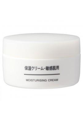 Azjatyckie kosmetyki MUJI Sensitive Skin Moisturising Cream