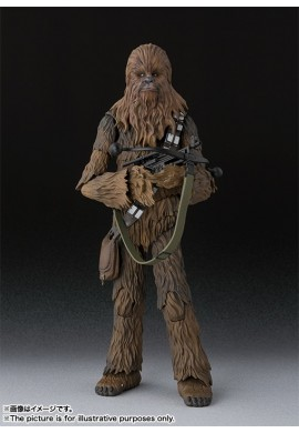 Bandai S.H.Figuarts Star Wars Chewbacca (A New Hope)