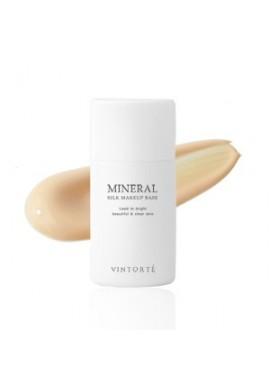 Azjatyckie kosmetyki VINTORTE Mineral Silk Makeup Base SPF25 PA++