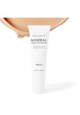VINTORTE Mineral Liquid Foundation Serum SPF25 PA++